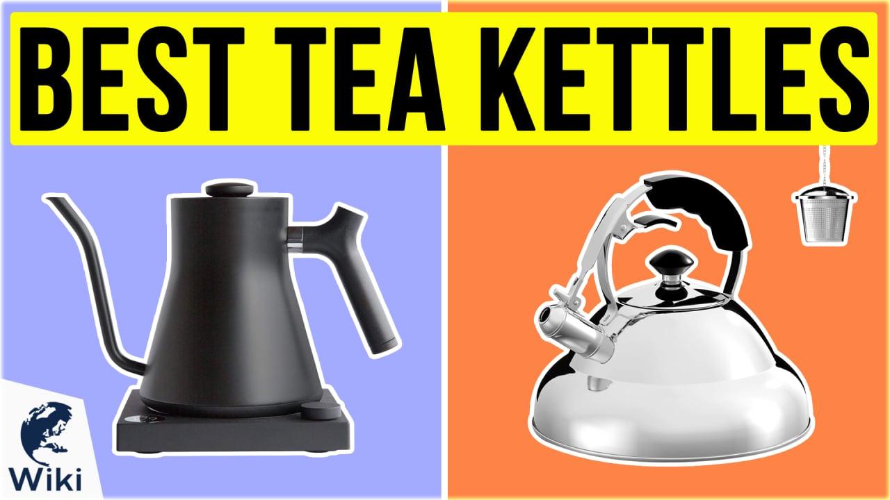 10 Best Tea Kettles