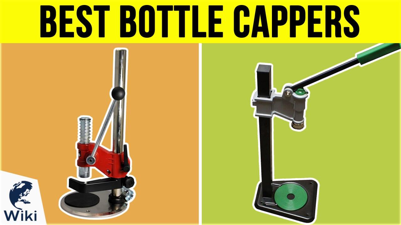 7 Best Bottle Cappers