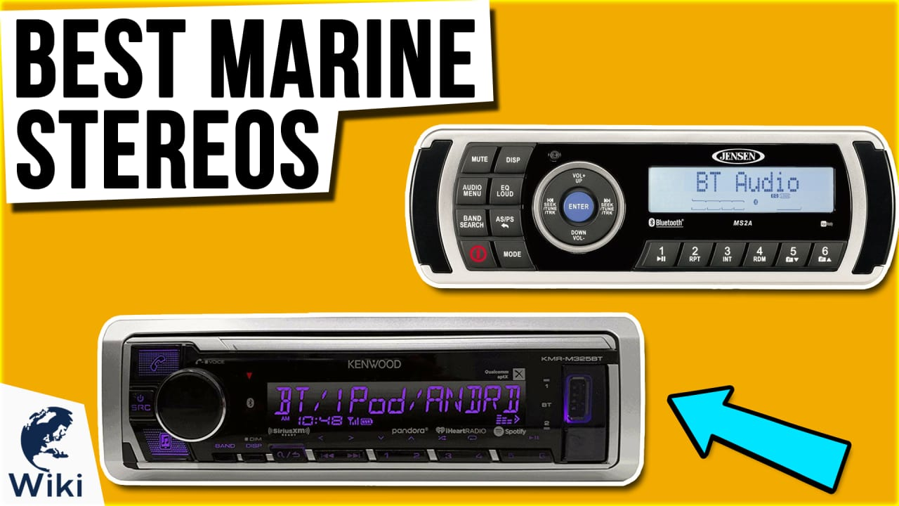 10 Best Marine Stereos
