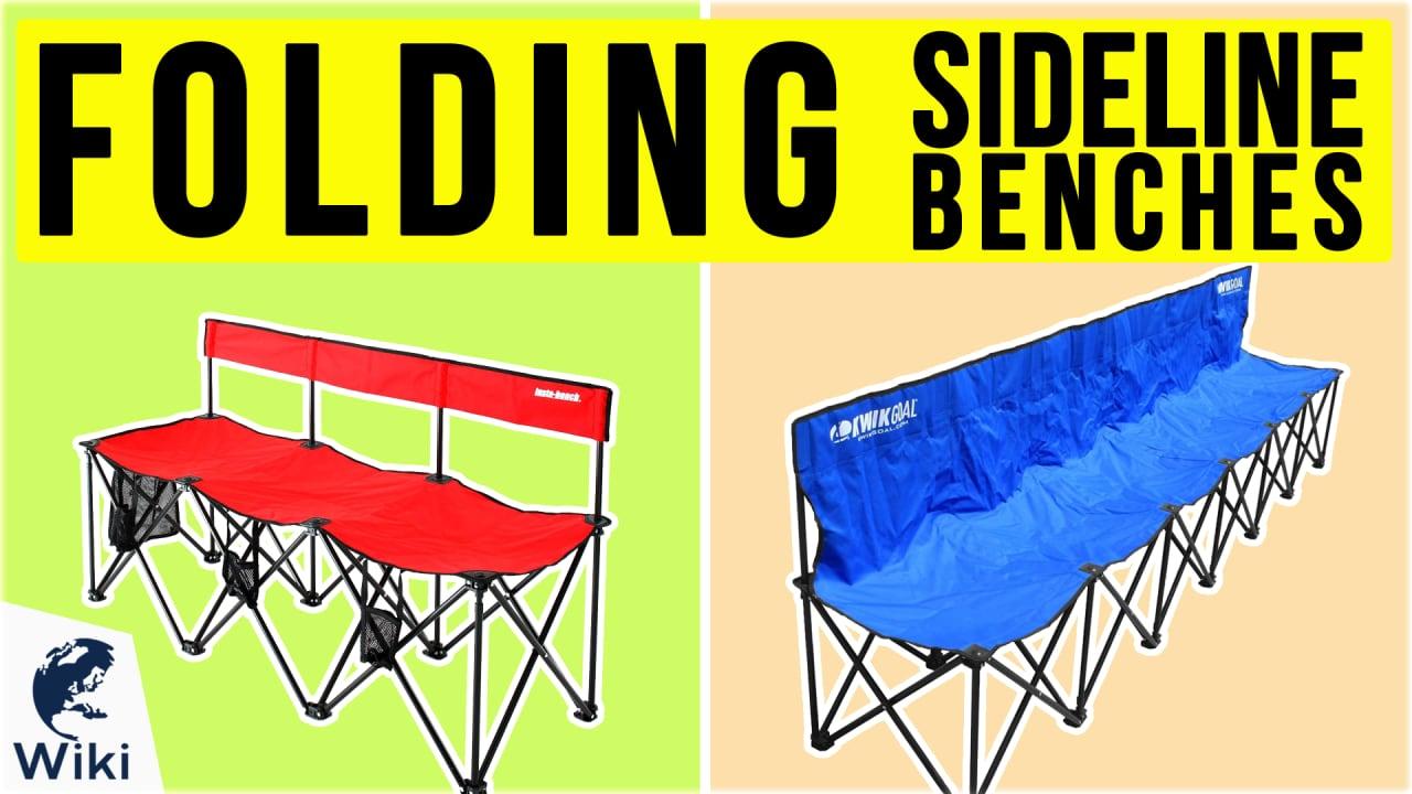 9 Best Folding Sideline Benches