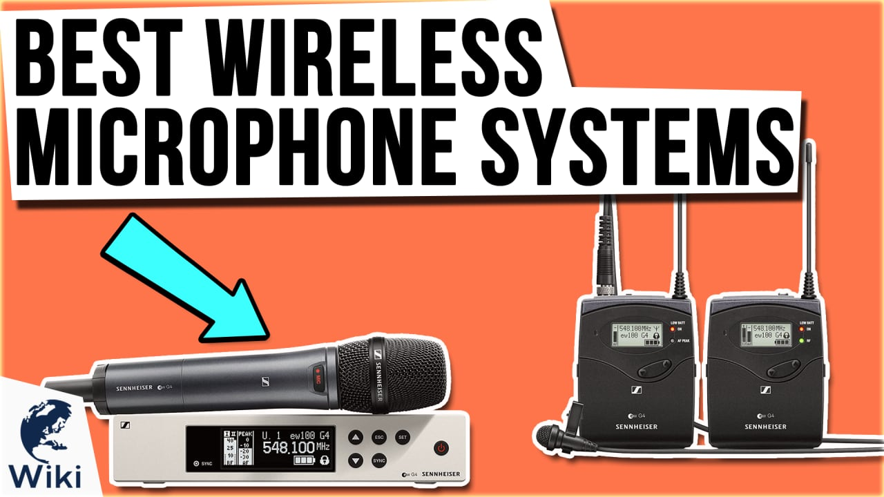 10 Best Wireless Microphone Systems