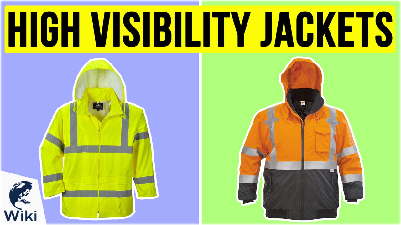 10 Best High Visibility Jackets