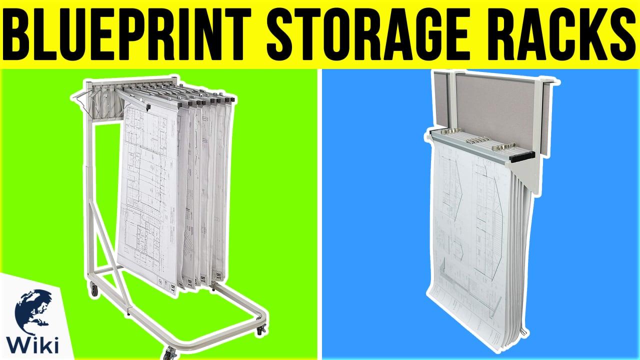 9 Best Blueprint Storage Racks