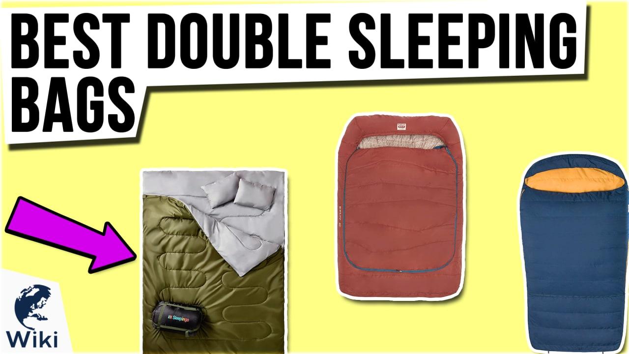 10 Best Double Sleeping Bags