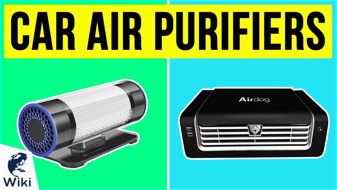 10 Best Car Air Purifiers