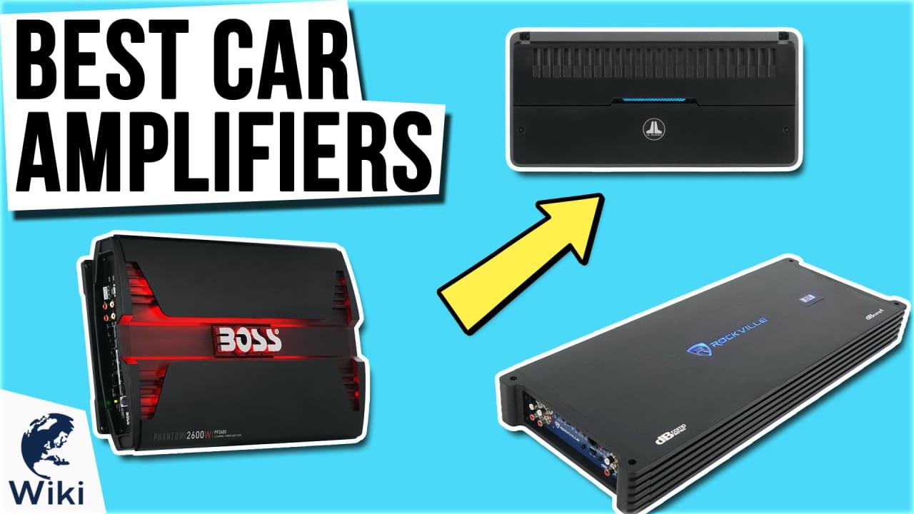 10 Best Car Amplifiers