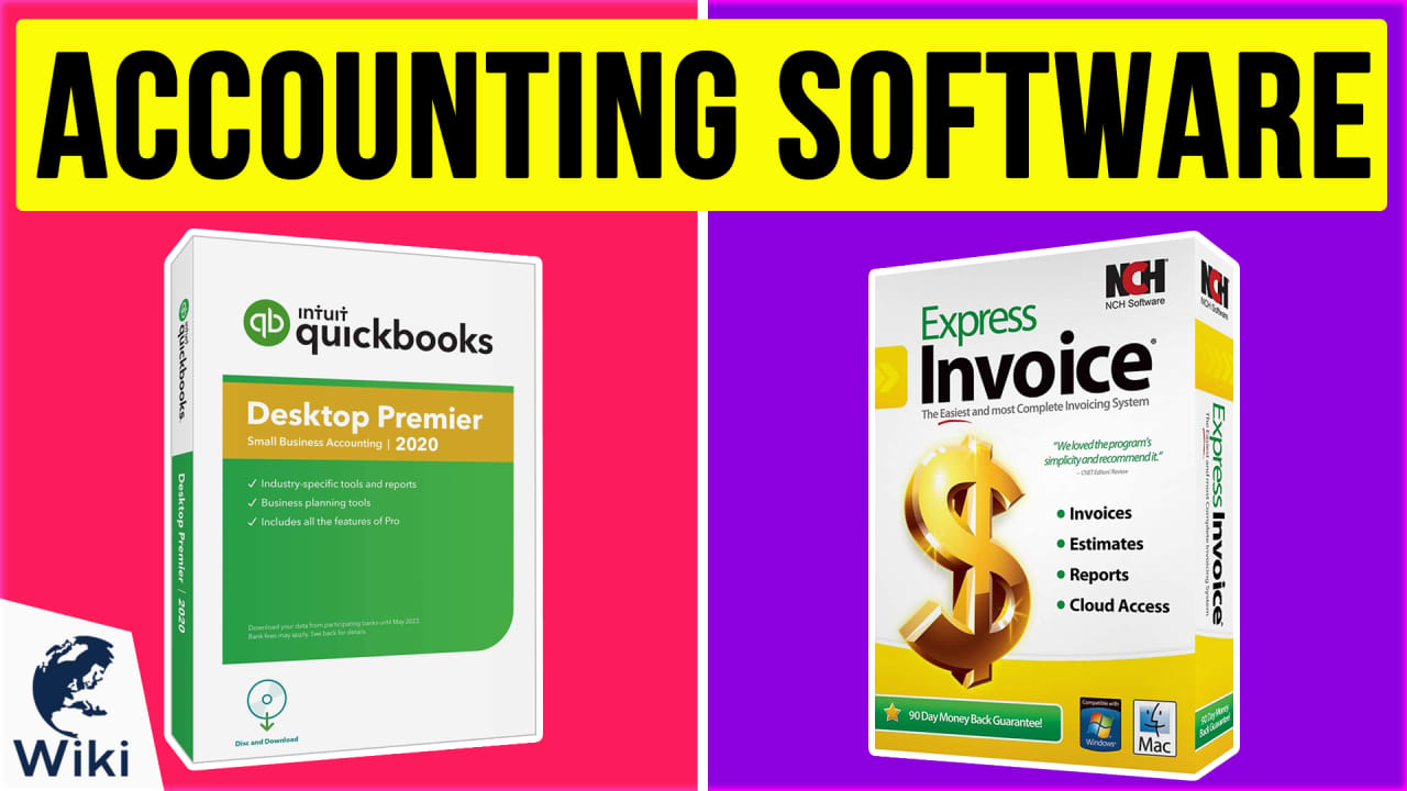 5 Best Accounting Software