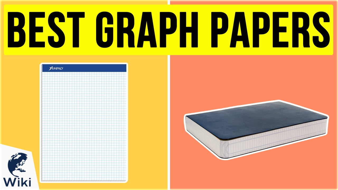 10 Best Graph Papers