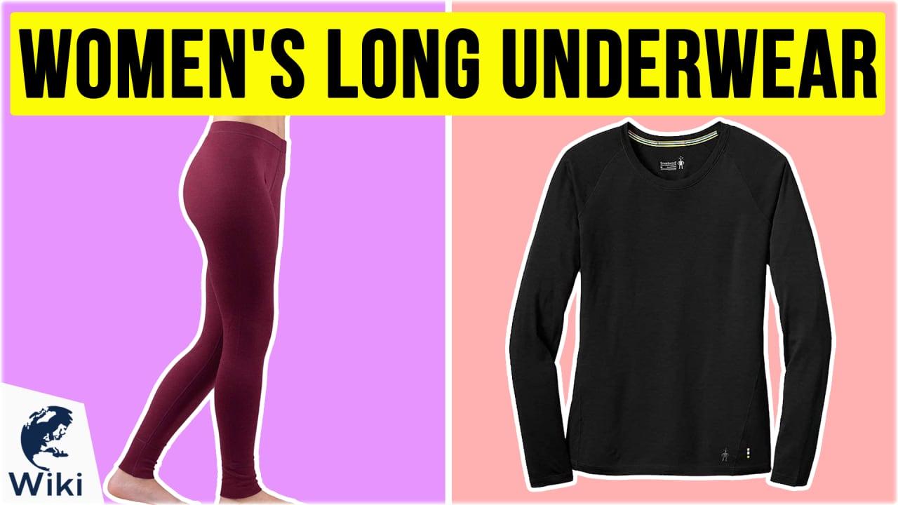 10 Best Women's Long Underwear