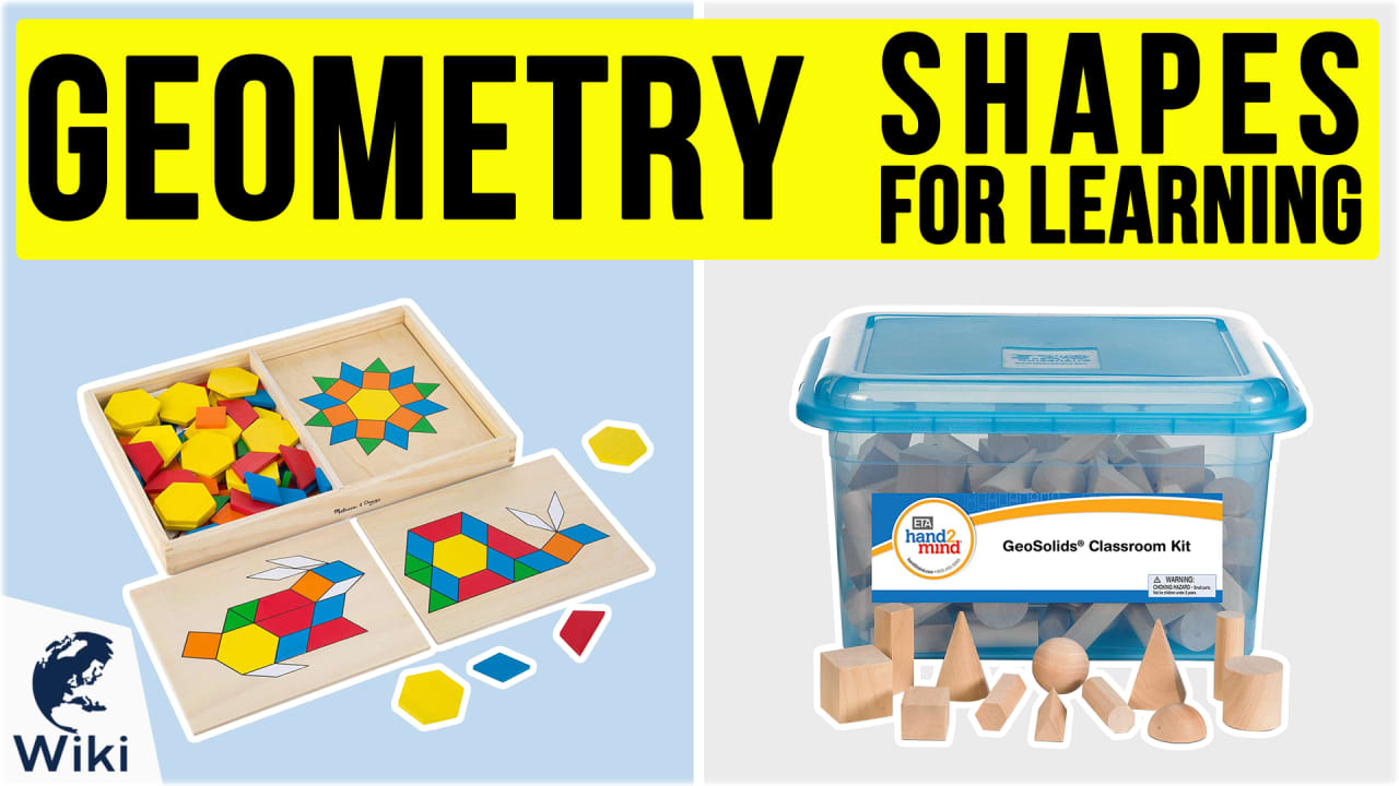 10 Best Geometry Shapes For Learning