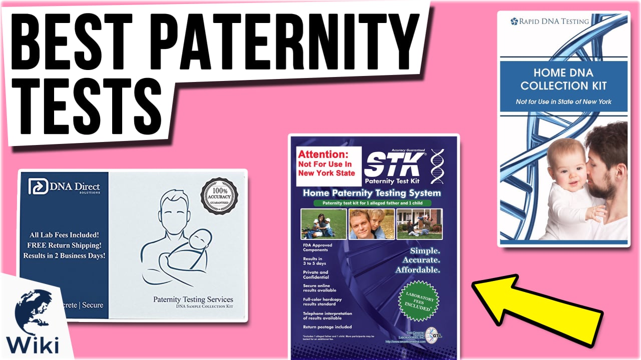 10 Best Paternity Tests