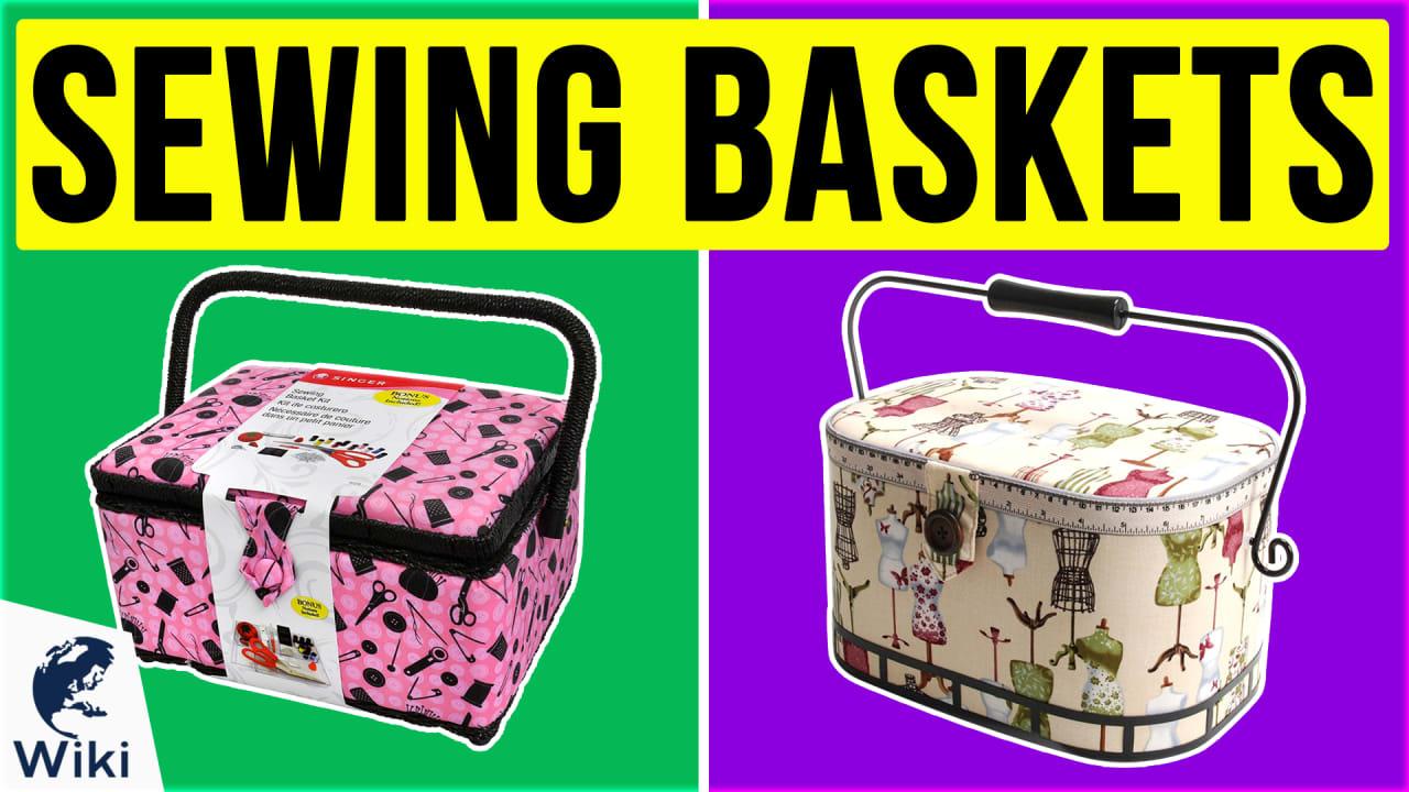 10 Best Sewing Baskets