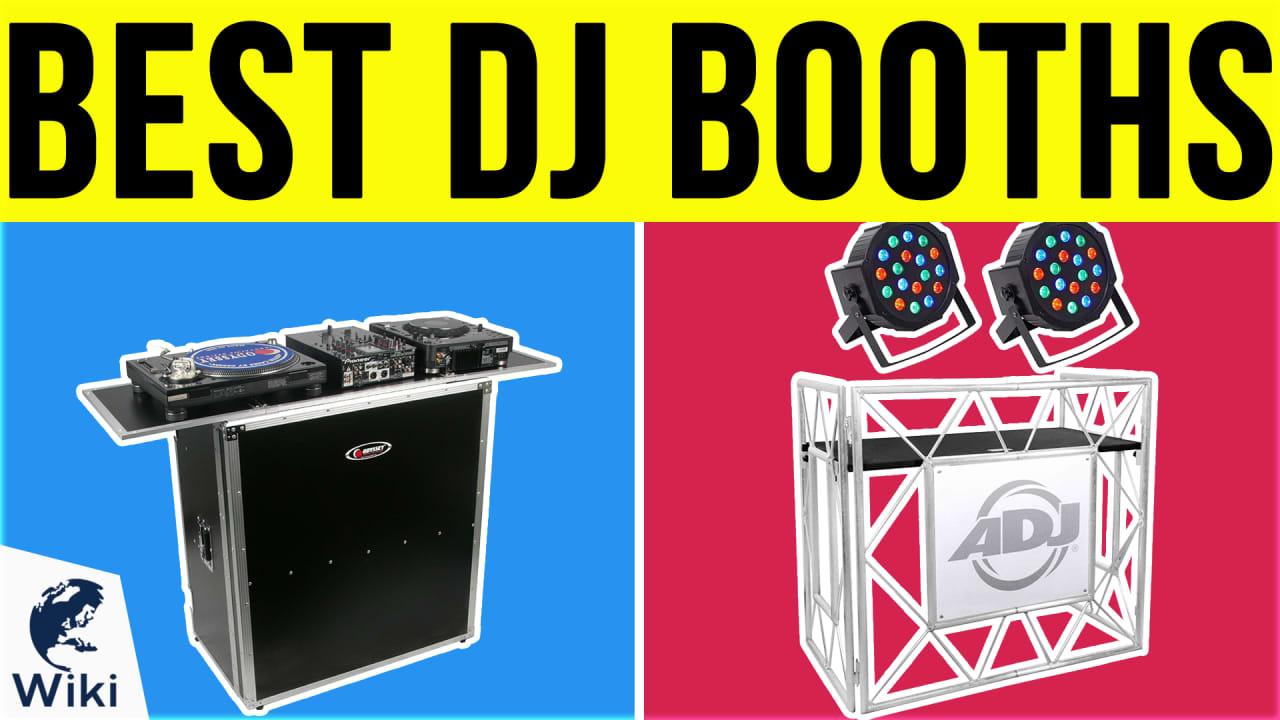 6 Best DJ Booths
