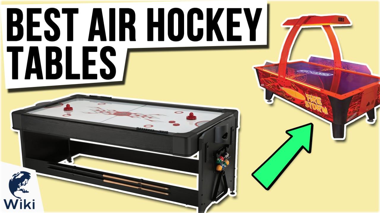 10 Best Air Hockey Tables