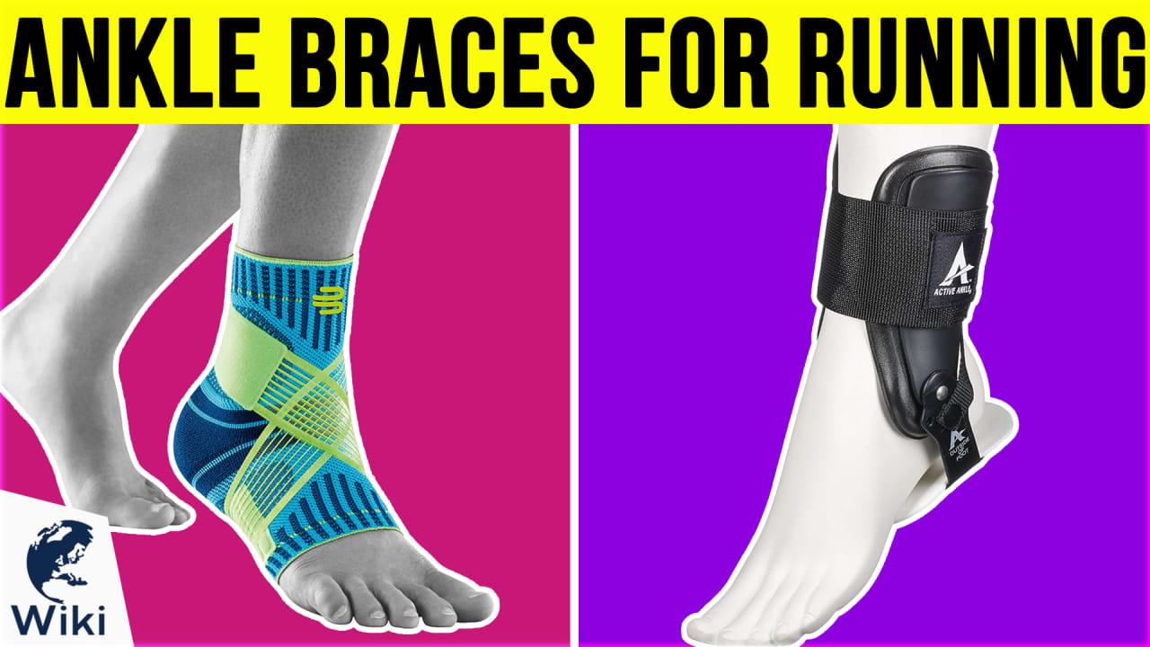 10 Best Ankle Braces For Running