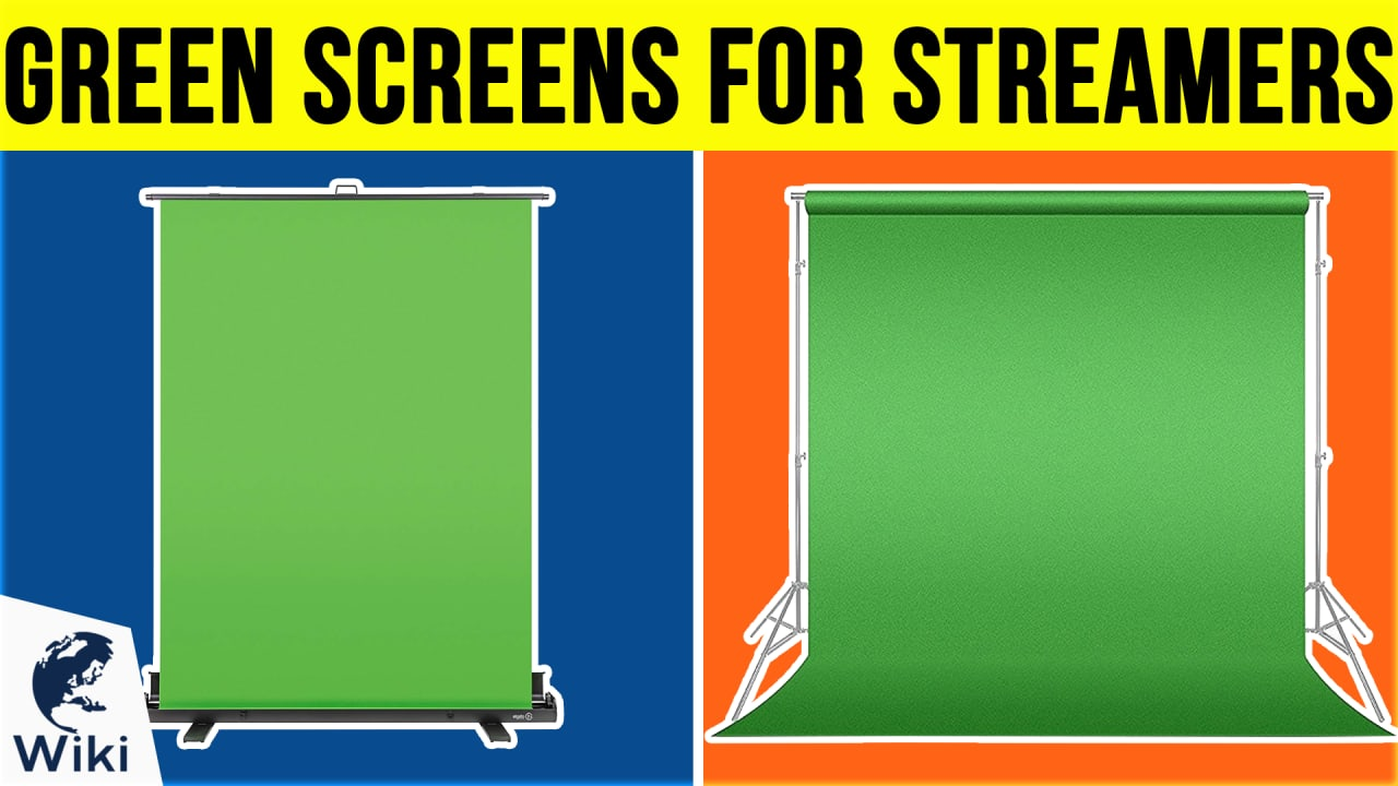 10 Best Green Screens For Streamers