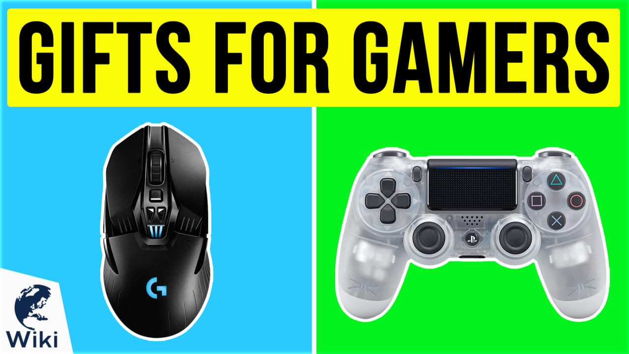 10 Best Gifts For Gamers