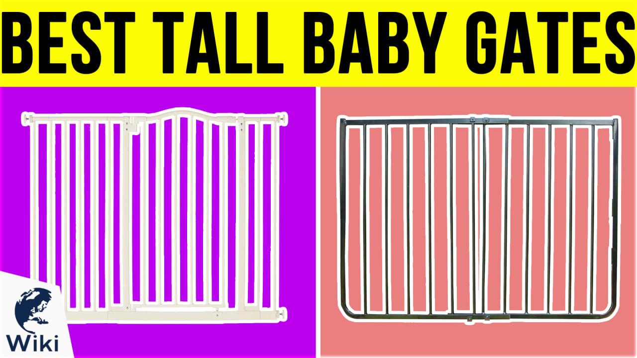 10 Best Tall Baby Gates