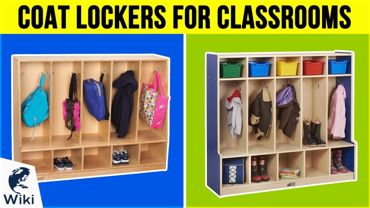 9 Best Coat Lockers For Classrooms