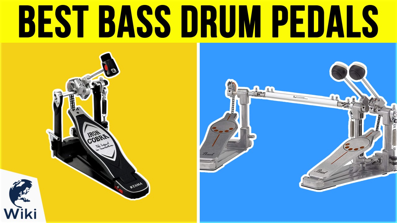 10 Best Bass Drum Pedals