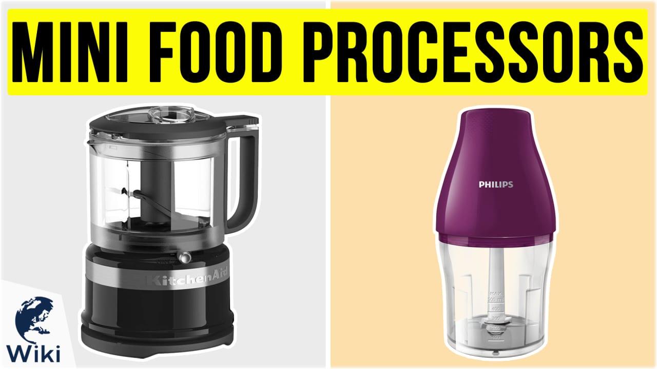 10 Best Mini Food Processors