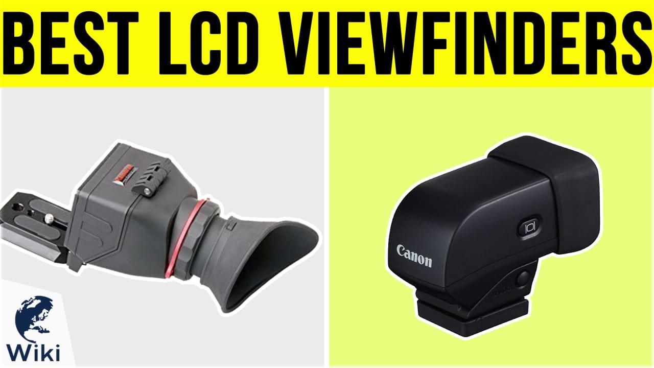 9 Best LCD Viewfinders