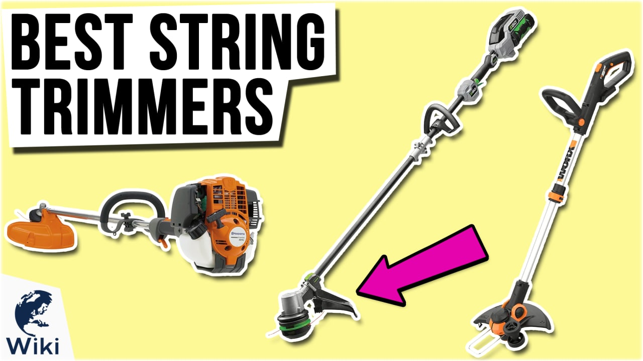 10 Best String Trimmers