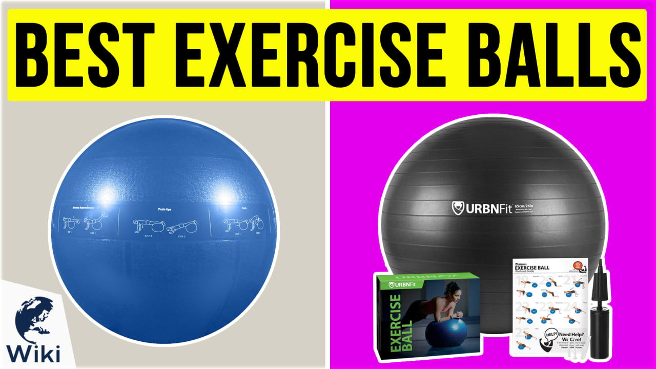10 Best Exercise Balls