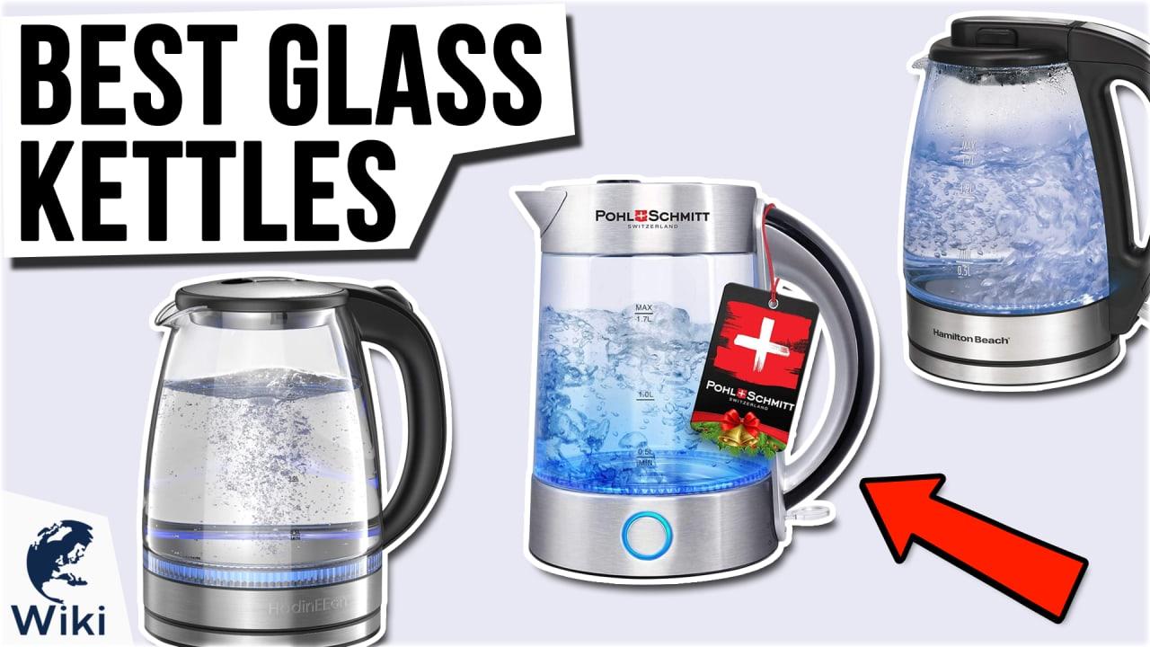 10 Best Glass Kettles