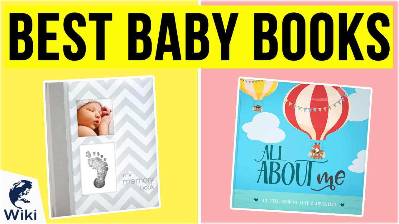 10 Best Baby Books