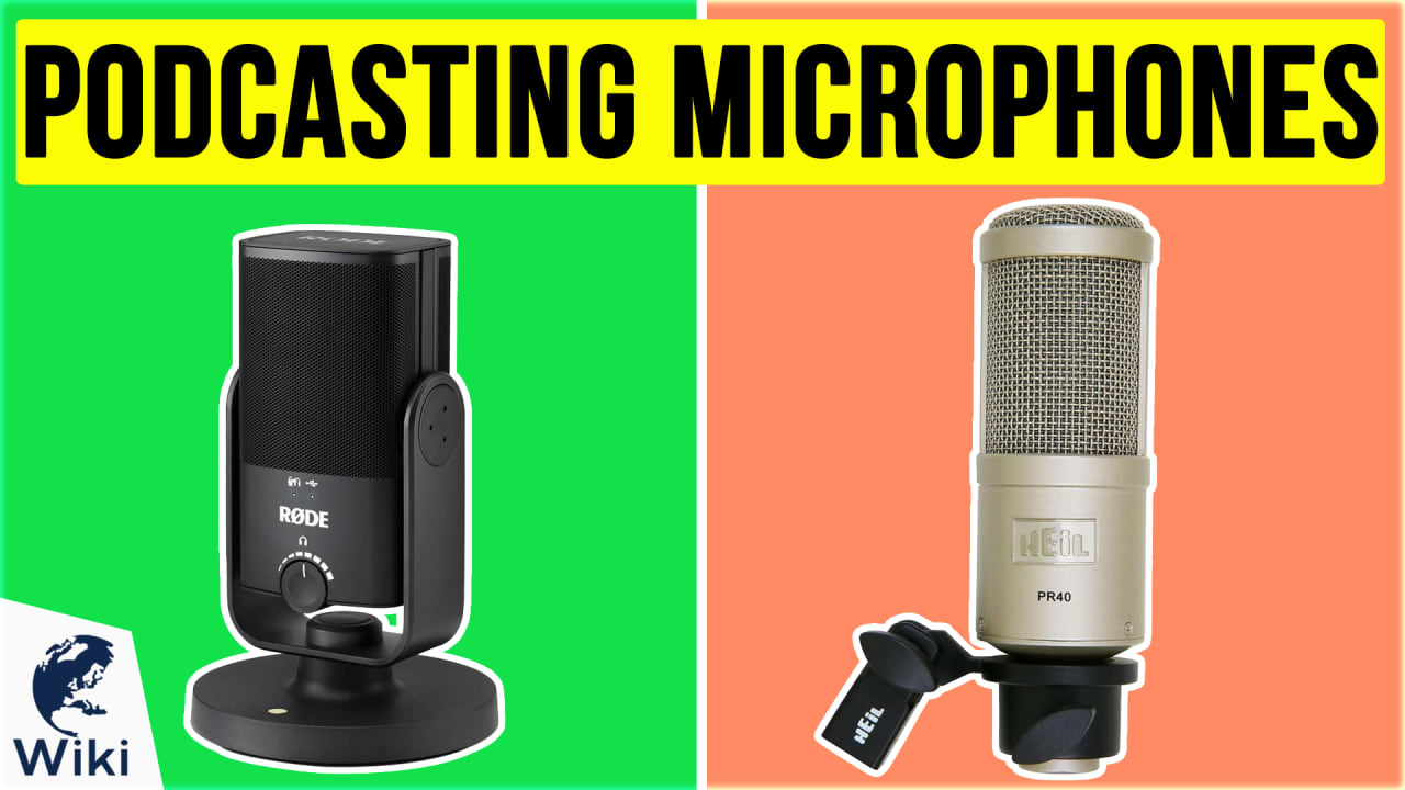 10 Best Podcasting Microphones