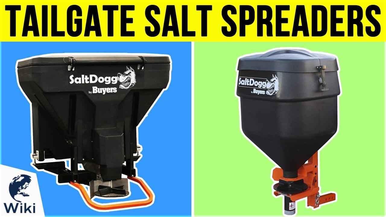 6 Best Tailgate Salt Spreaders