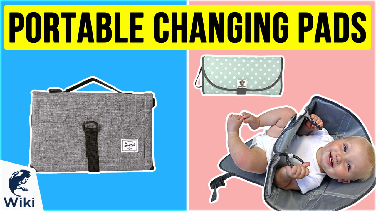 8 Best Portable Changing Pads