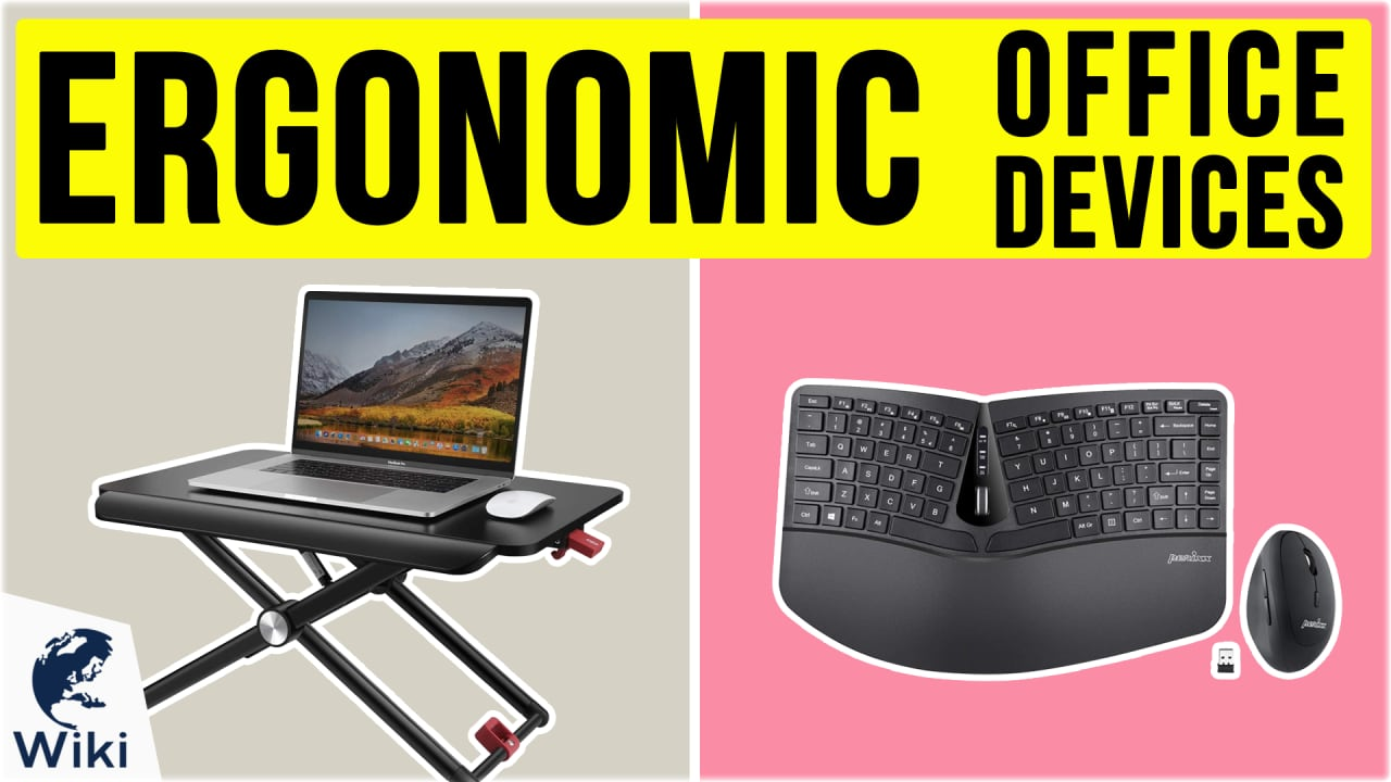 10 Best Ergonomic Office Devices