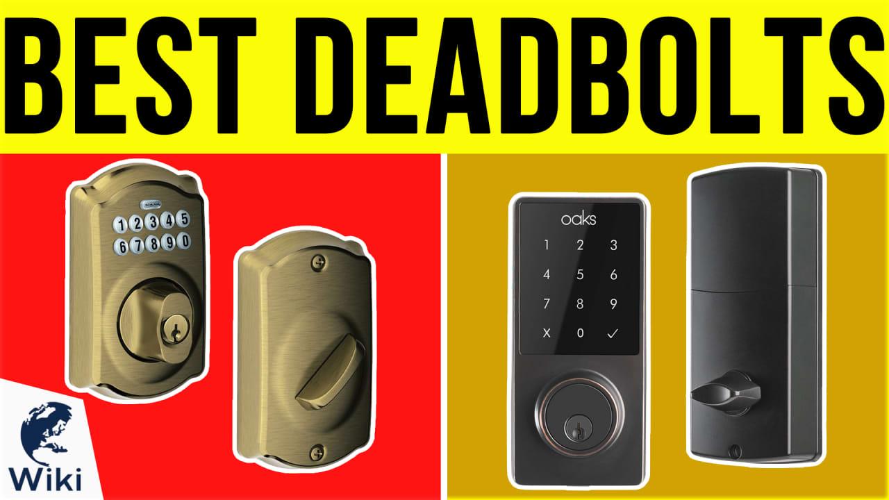 10 Best Deadbolts