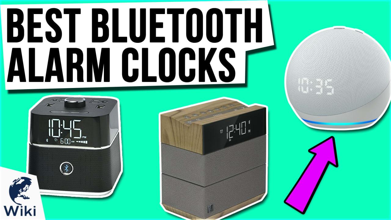 10 Best Bluetooth Alarm Clocks