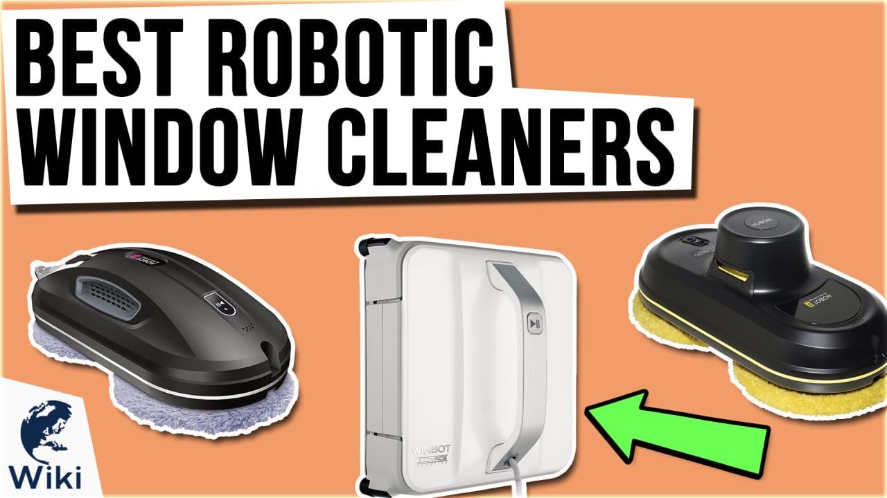 7 Best Robotic Window Cleaners