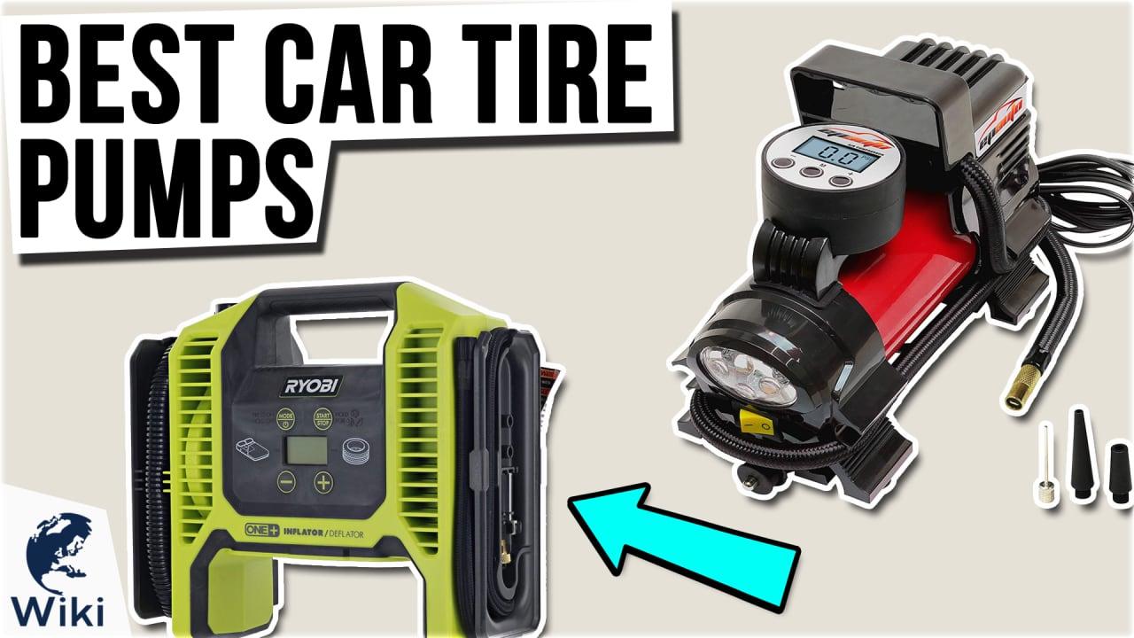 10 Best Car Tire Pumps