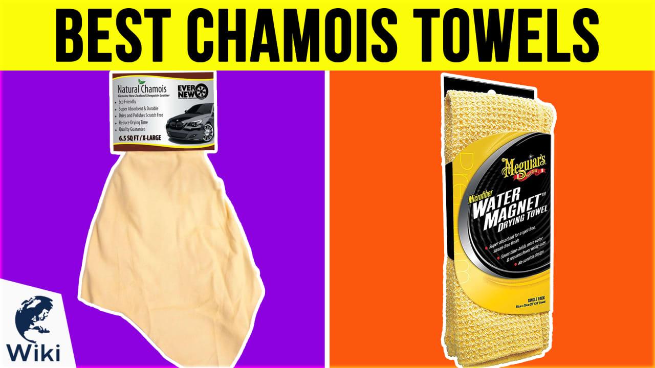 10 Best Chamois Towels