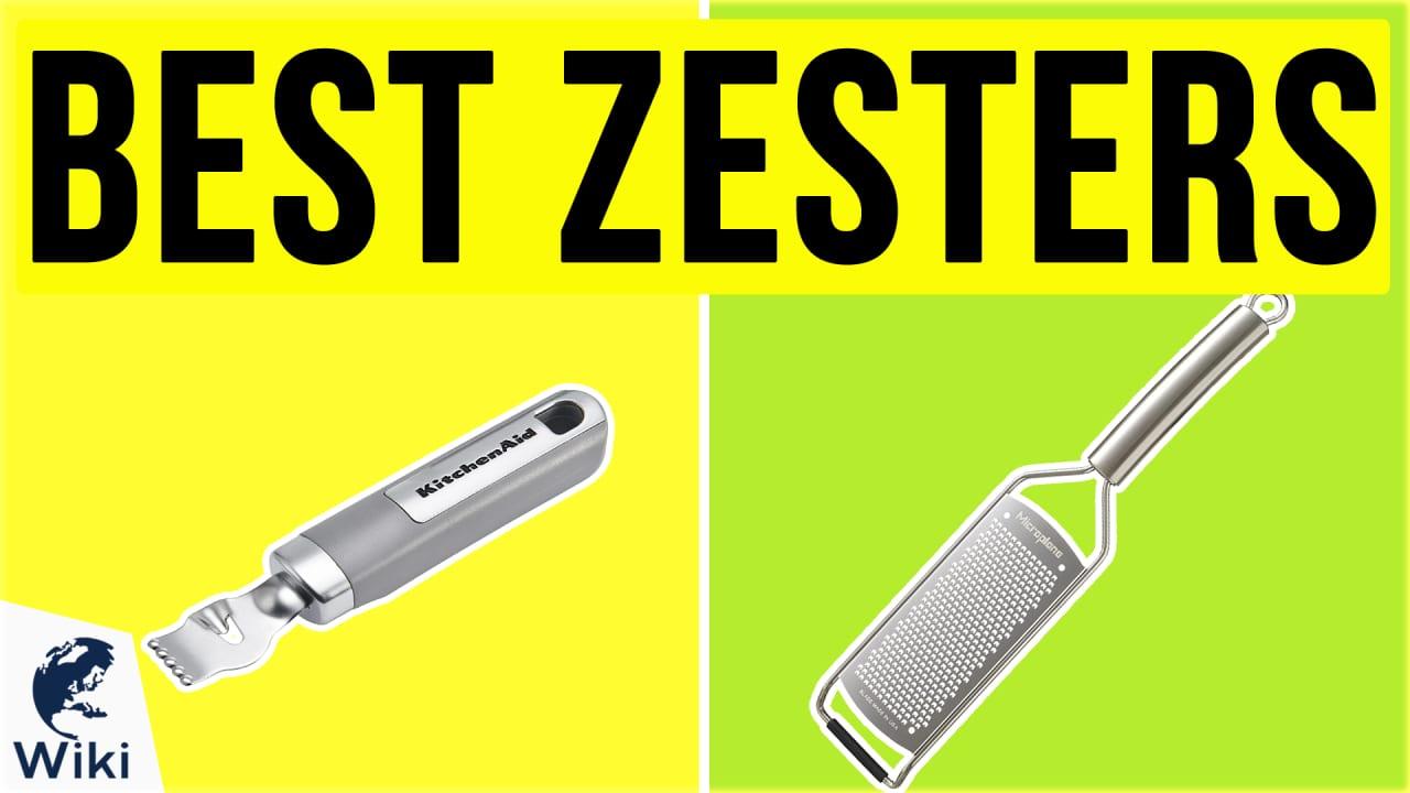 10 Best Zesters