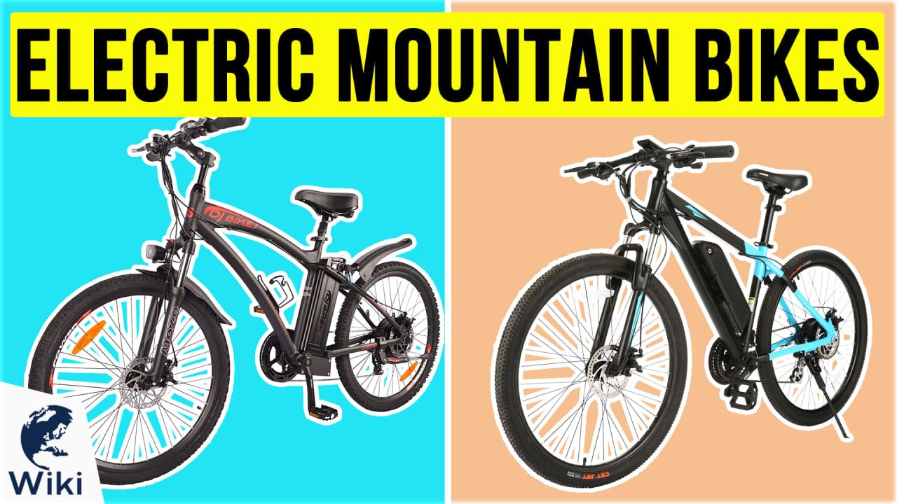 10 Best Electric Bikes