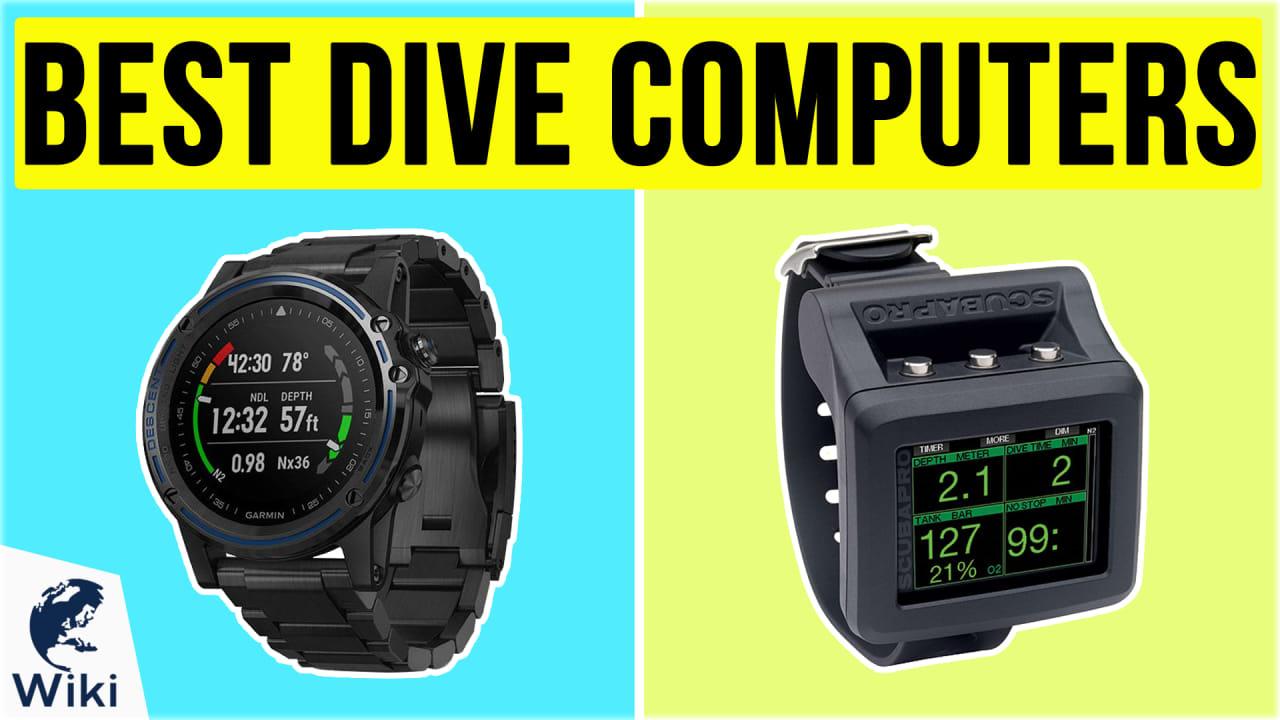 10 Best Dive Computers