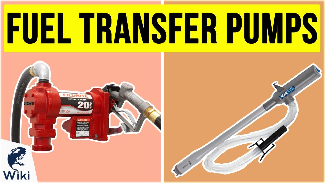 10 Best Fuel Transfer Pumps