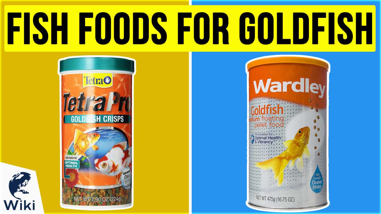 10 Best Fish Foods For Goldfish