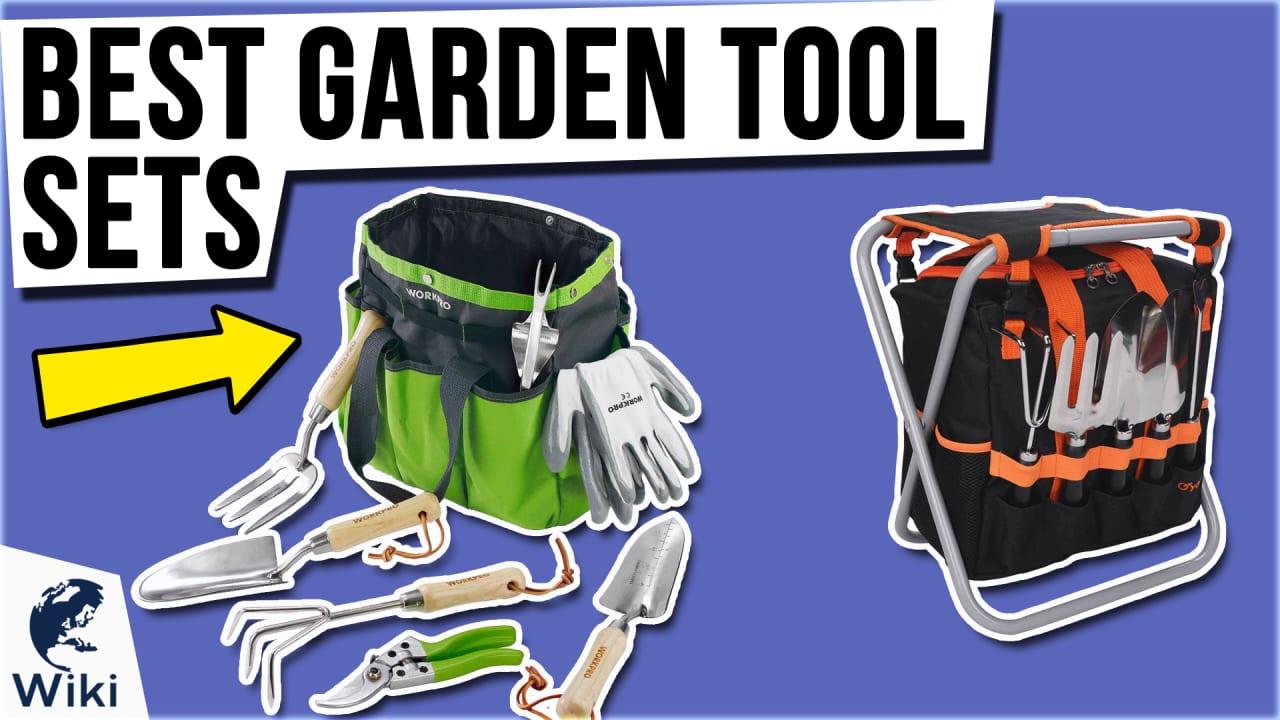 10 Best Garden Tool Sets