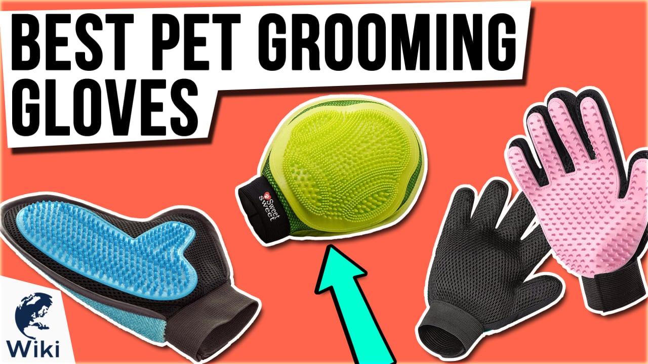 7 Best Pet Grooming Gloves
