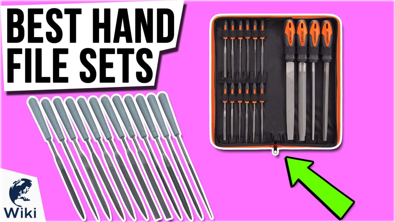 8 Best Hand File Sets