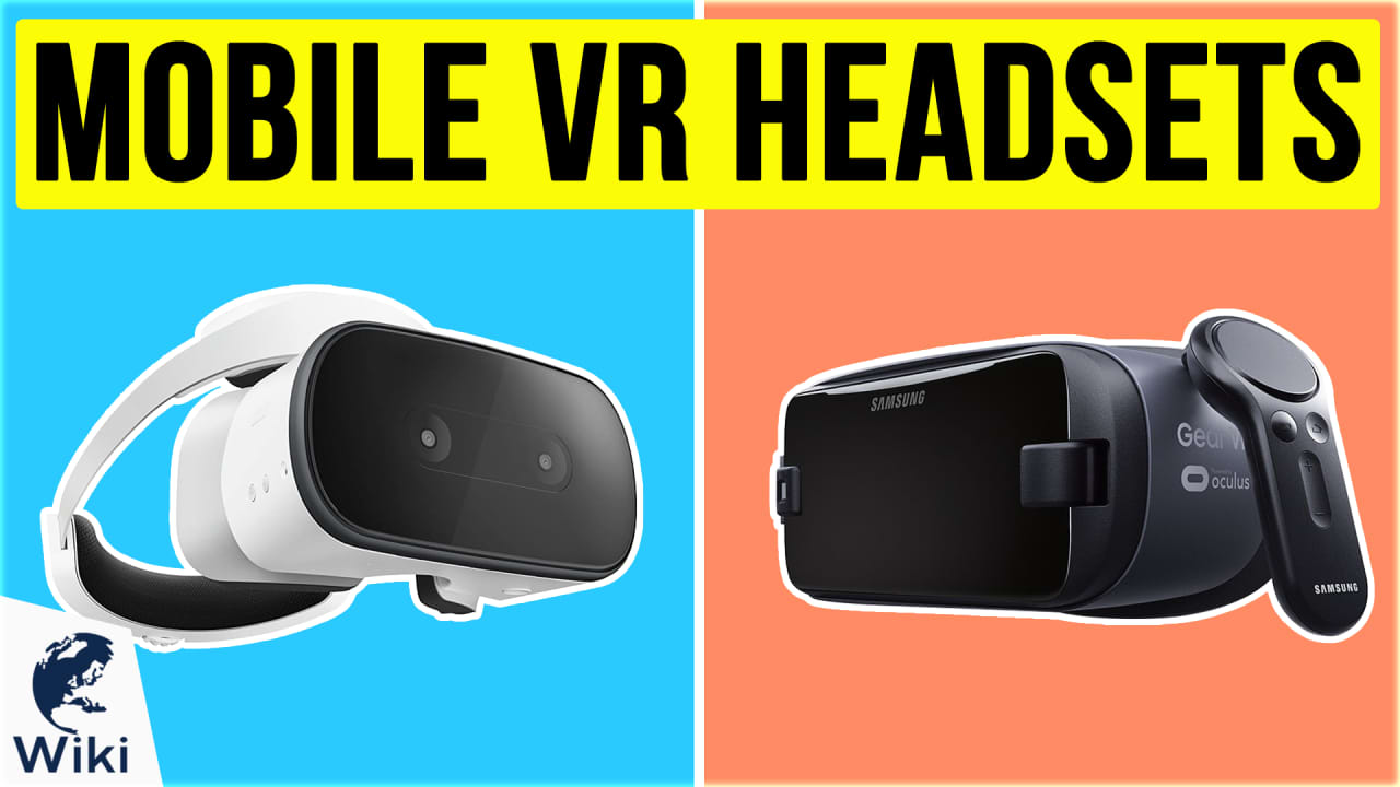 10 Best Mobile VR Headsets