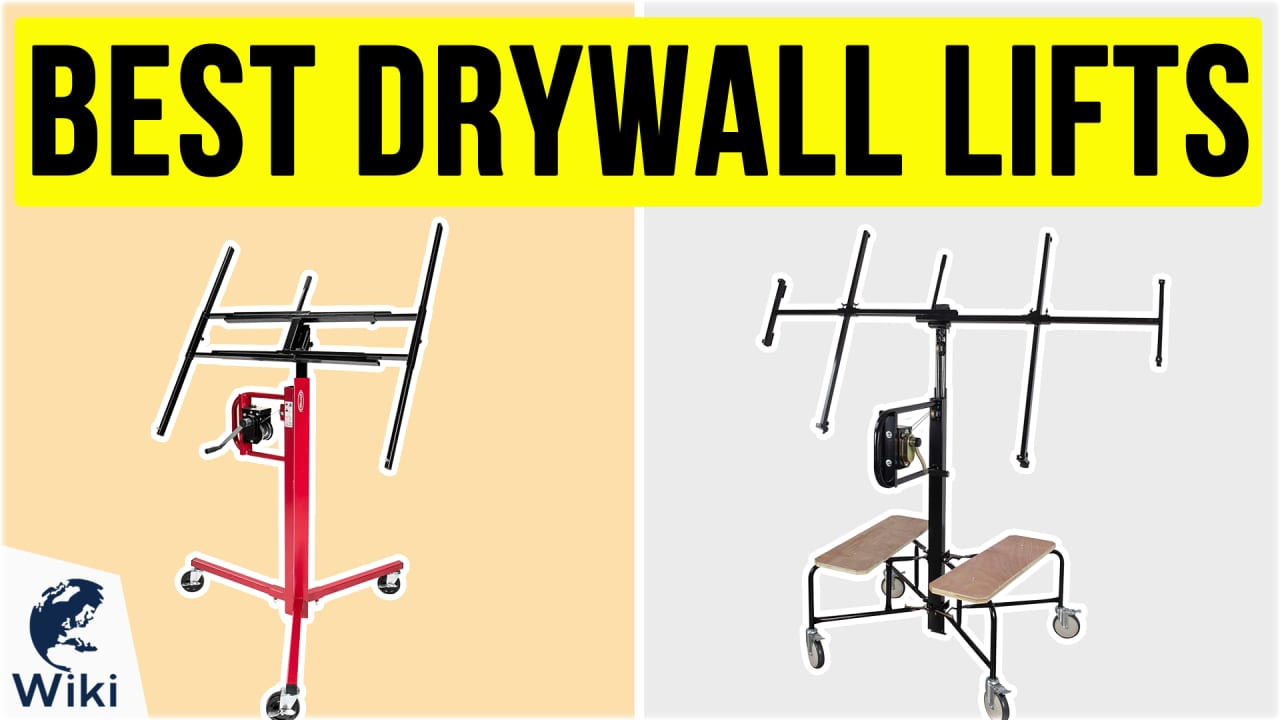 8 Best Drywall Lifts