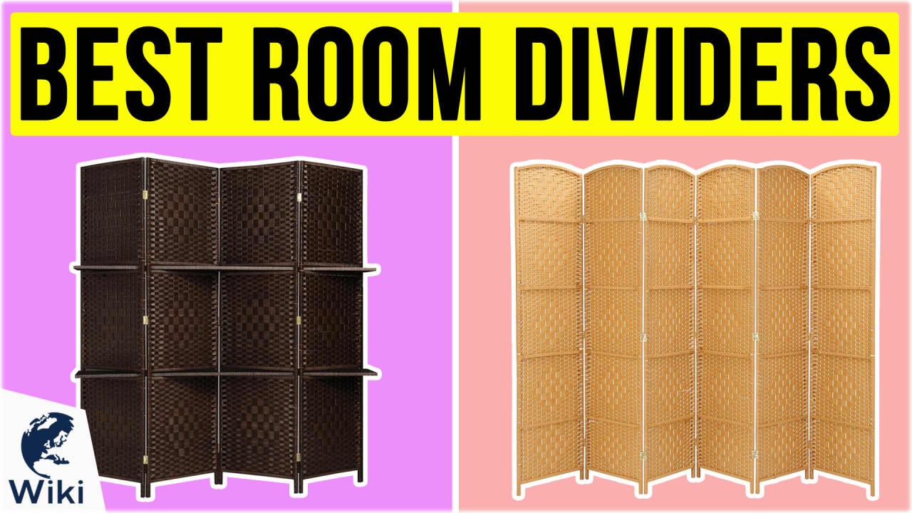 10 Best Room Dividers